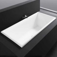 Escalot Acrylic Drop-In Air Tub - Bathtubs - Bathroom