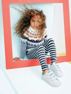 J Crew Kids. I like the pose for a picture