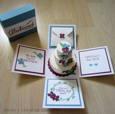 Wedding Present - Stampin Up