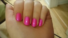 Gotta love that color! Color club - Kapow ❤