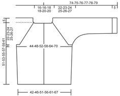 Forget-Me-Not - Casaco DROPS raglan e ponto rendado, feito de cima para baixo, em �BabyAlpaca Silk�. Do S ao XXXL. - Free pattern by DROPS Design