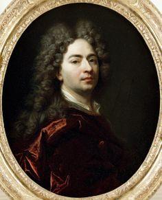 Nicolas de LARGILLIÈRE Autoportrait,1746*
