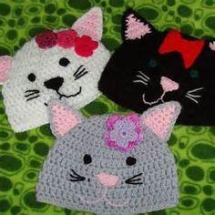 crochet cat hat - Bing Images