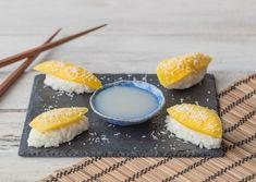 Der thailändische Nachtisch Sticky Rice mit Mango ist so einfach gemacht und so lecker. Ein wahres kulinarisches Highlight mit Suchtfaktor!