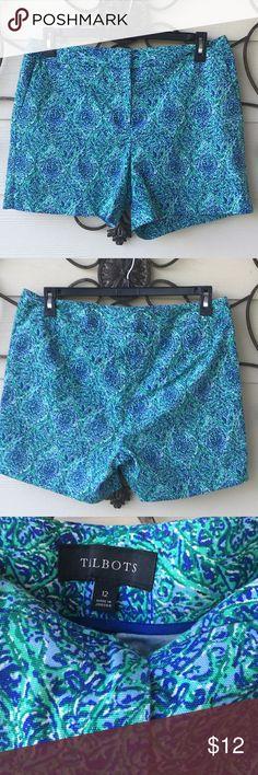 Gorgeous 💐 Talbots Shorts SZ 12 EUC SZ 12 Talbots Shorts