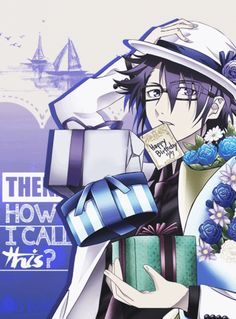 Fushimi Saruhiko Anime K, K Project Anime, Return Of Kings, Black Butler, Fanart, Anna, Happy Birthday, Comics, Projects