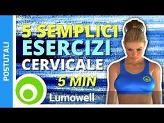 Dimagrire il Girovita: Esercizi in Piedi per una Pancia Piatta ed un Vitino Stretto - YouTube