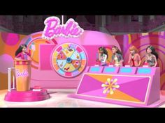 Barbie™ Life in the Dreamhouse -- Let's Make A Doll