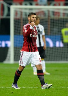 Antonio Nocerino (born 9 April 1985 in Naples) is an Italian professional footballer who plays as a midfielder for Serie A club Milan and the Italian national team.