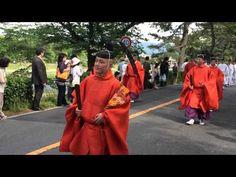 葵祭2015年5月15日:加茂街道41 Romantc Area Kyoto 京の都ぶらぶら放浪記 - YouTube