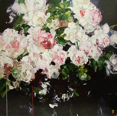 Caldwell Snyder Gallery   Artworks peony,one of my favourites.