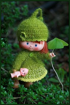 little green fairie