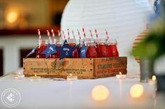 September 16 - 22, 2012    Featuring Patriotic Weddings    Signature Cocktail Jars