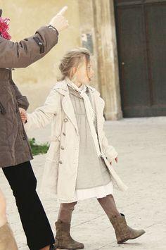 OMG that coat!