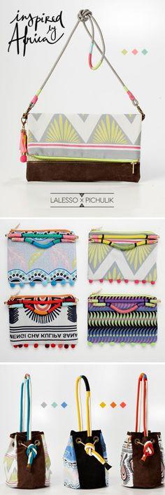 Achados-da-Bia-Lalesso-x-Pichulik estampas inspiradas na Africa