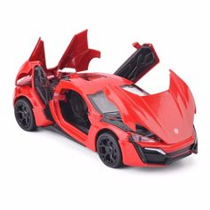 $29.49 - Awesome Fast And Furious Lykan Hypersport Alloy Cars Models Four Color Metal Cars Collection Toys For Children Diecasts & Toy Vehicles - Buy it Now!