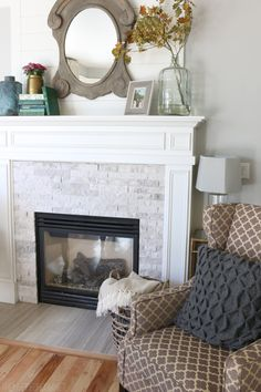 1000 Ideas About Fireplace Tile Surround On Pinterest