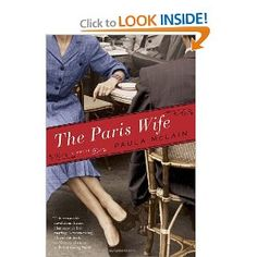 Set in Paris (this is a theme ... I guess I need to move there) and glimpsing into the lives of Hemingway (through his wife's eyes) and his cast of writer and artist friends. It's a great compliment to the movie Midnight in Paris. When you're done, you think you know these people ... and you want to read Hemingway ASAP.