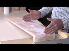 Pottery Video: How to Make Cottle Boards for Plaster Mold Making and Slipcasting