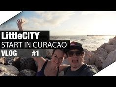 Our journey begins in Curacao / Caribbean