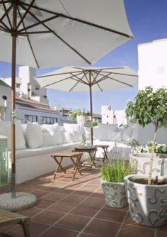 38 Beautiful Terrace Decoration Ideas