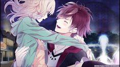 Ayato & Yui - Love me like you do😍😍😍 Romantic Anime Couples, Anime Couples Manga, Manga Anime, Diabolik Lovers Ayato, Ayato Sakamaki, Yui And Ayato, Diabolik Lovers Wallpaper, Lovers Tumblr, Anime Amor