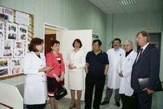 Китайские и владимирские детские врачи обменялись опытом лечения ДЦП. 28 апреля 2014 года.