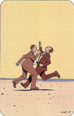 Double Murder by Moebius