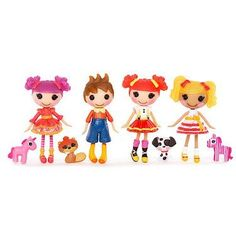 Mini Lalaloopsy Dolls 4 Pack - Set 8 by MGA Entertainment, http://www.amazon.co.uk/dp/B009G9QSKW/ref=cm_sw_r_pi_dp_zIvJrb0JF1V2X