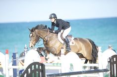 Beezie Madden & Vanilla GCT Miami 2015 © Noelle Floyd She is amazing!! Equitation like its a 3' jump...