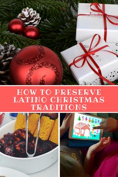 How To Preserve Latino Christmas Traditions