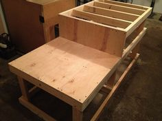 Table Saw Station More
