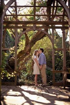 dumbarton oaks washington, dc engagement photos   Garden Engagement Session in Georgetown Washington DC   Washington DC ...