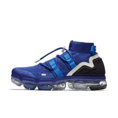 Nike Air VaporMax Flyknit Utility Shoe Size 10 (Game Royal) Tênis Nike, Esportes, Loja Oficial, Artigos Esportivos, Tênis De Basquete Nike, Foto Azul, Nike Free, Tênis De Corrida, Meias Acima Dos Joelhos