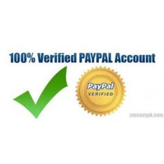 verified usa Personal paypal Account