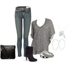 """Sweatshirts can be pretty"" by damali64 on Polyvore"
