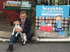 In Pictures: Brighton's Cutest Pooches at Mike&Scrabble's Book Signing - Brighton Journal Brighton And Hove, Book Signing, Scrabble, Best Dogs, New Books, Pup, Author, Journal, Pictures