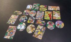Marvel recycled book die cuts scrapbooking card making by amylaugh, $6.49