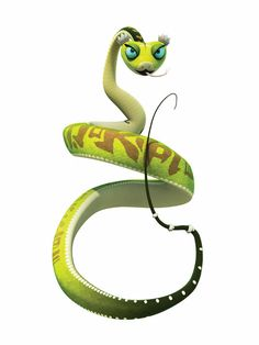 Viper From Kung Fu Panda | Viper in Kung Fu Panda: Legends of Awesomeness picture - Master Viper ...
