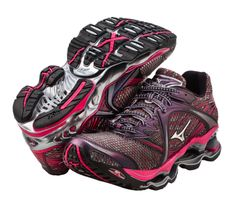 best mizuno running shoes for pronation zipped