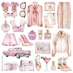 Practically Perfect Pinks Tap for details #thelustlist