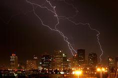 List of Alberta's lightning-strike hotspots | Home | Toronto Sun