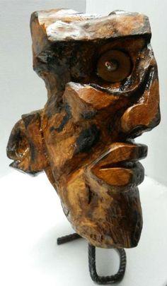 Sculpture L'aventure Africaine