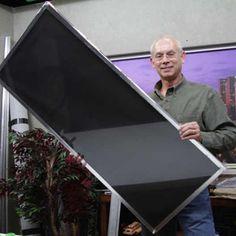 Foil Solar Panels for Windows (VERY Easy) Build one an hour!