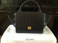 Every woman deserves a beautiful bag on Pinterest | Celine, Chanel ...