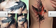 Incredible And Unique Bird Tattoo Ideas