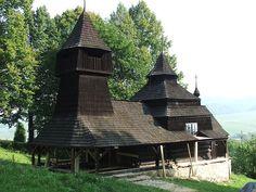Lukov Bratislava, Eastern Europe, Czech Republic, Cabin, House Styles, Ark, Folk Art, Home Decor, Google