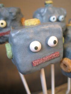Cake pops...program me
