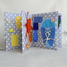 Livre d'éveil couleurs et activités - Livre d'inspiration Montessori : Jeux, jouets par popelineco