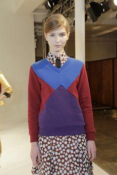#Ostwald #Helgason - #New #York #Fashion #Week #FW 13/14